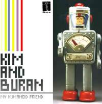 КИМ и БУРАН «Humanoid Friend» (Cheburec rec.)