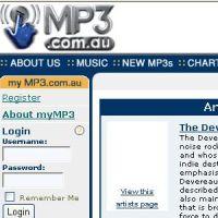 MP3.com.au